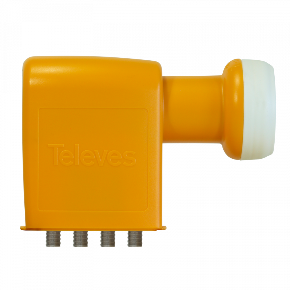 TELEVES Quad LNB offset