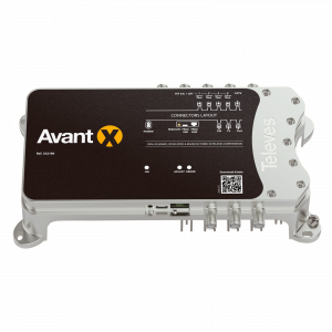 AVANT X programmable multiband amplifier for terrestrial signals, with AutoLTE