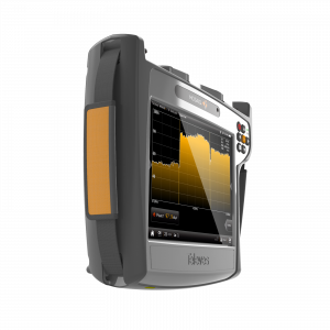 MOSAIQ6 spectrum analyzer