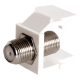 Coaxial adapter support