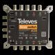 dCSS NevoSwitch 5 inputs - 2 outputs