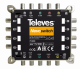 NevoSwitch equipped with 5 inputs and 8 outputs, with passive terrestrial