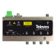 FTTH optical receiver with 4 RF-output