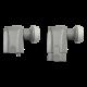 dLNB, dynamischer Modus, 24 UB, 8xSCR1 & 16xSCR2