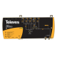DTKom power-doubling broadband multiband amplifier