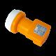 Single LNB för offsetparabol (universaltyp)