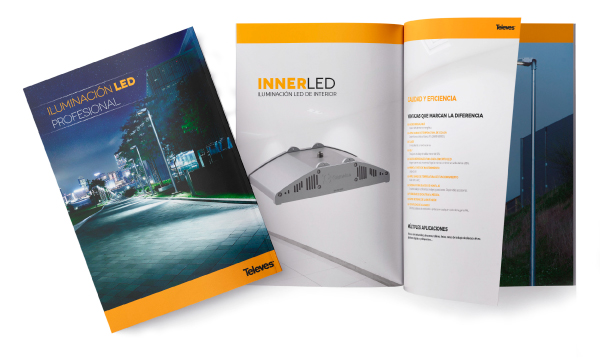 professional LED lighting Made in Spain