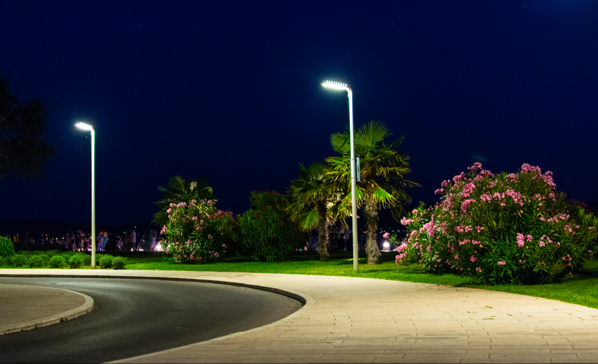 professional LED lighting Public sector