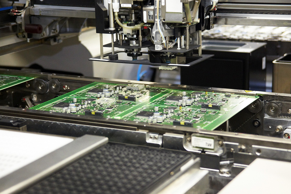 3.We design and produce the printed circuit for our products